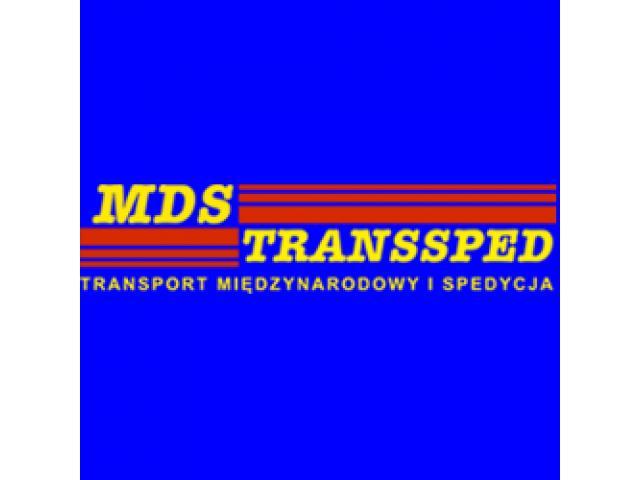 Wynajem podnośników nożycowych Poznań - MDS Transsped
